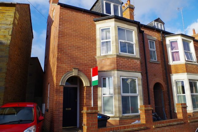 Thumbnail Terraced house to rent in Boughton Green Road, Northampton