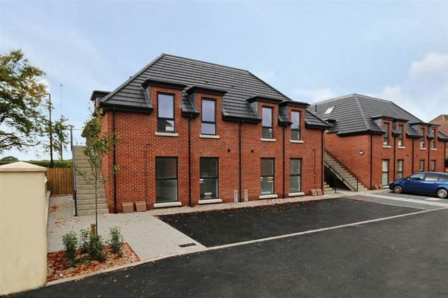 Thumbnail Flat for sale in Baronscourt Manor, Saintfield Road, Carryduff, Belfast