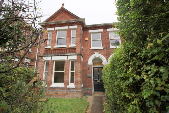Thumbnail Terraced house for sale in City Road, Norwich