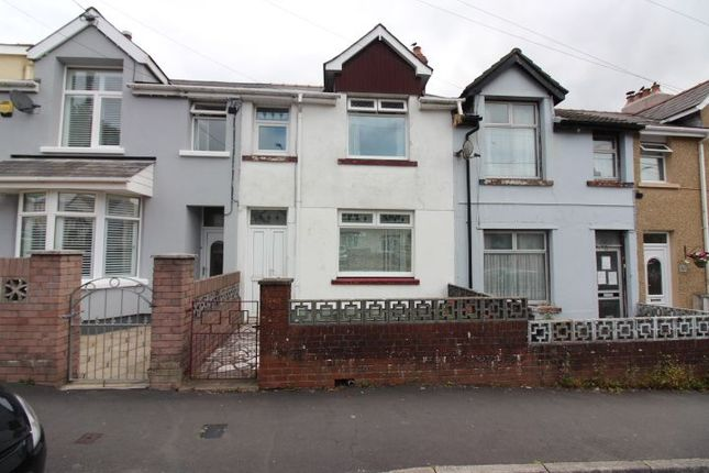 Thumbnail Terraced house for sale in Ashvale, Tredegar