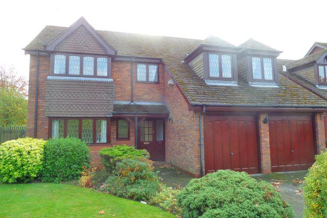 Thumbnail Property to rent in Littlecote Gardens, Appleton, Warrington