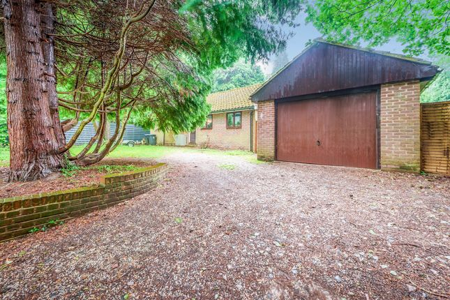 Thumbnail Detached bungalow for sale in Furnace Farm Road, Furnace Wood, East Grinstead