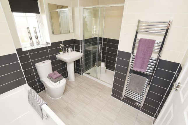 "Bathroom of ""Henley"" at Brookfield, Hampsthwaite, Harrogate HG3"
