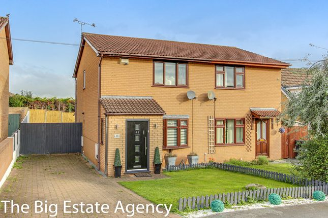 2 bed semi-detached house for sale in Machynlleth Way, Connah's Quay, Deeside CH5