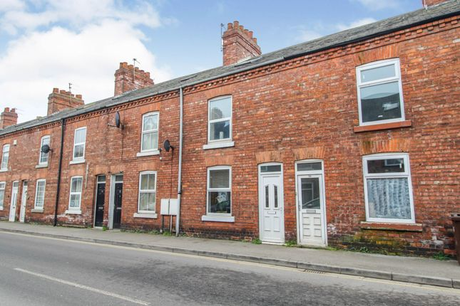 2 bed terraced house for sale in Nalton Street, Selby YO8