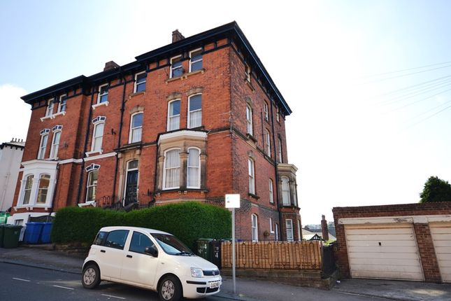 Thumbnail Block of flats for sale in Grosvenor Road, Scarborough