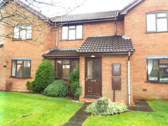 Thumbnail Maisonette for sale in Trafalgar House, Nelson Drive, Cannock, Staffordshire