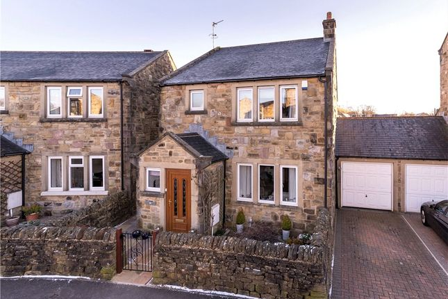 Thumbnail Detached house for sale in Newton Way, Hellifield, Skipton, North Yorkshire