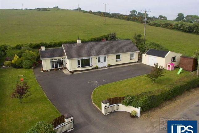 3 bed detached bungalow for sale in Guiness Road, Ballynahinch