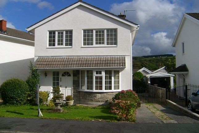 Thumbnail Property for sale in Tawe Park, Ystradgynlais, Swansea