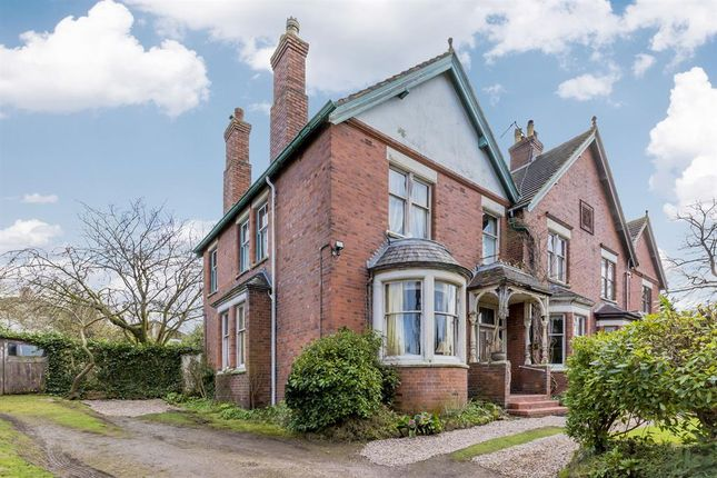 Thumbnail Semi-detached house for sale in Queens Road, Stoke-On-Trent