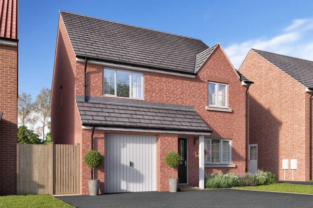 """Thumbnail Detached house for sale in """"The Goodridge"""" at Doncaster Road, Hatfield, Doncaster"""