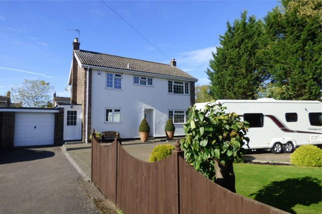 Thumbnail Detached house for sale in Queens Close, St. Ives, Huntingdon