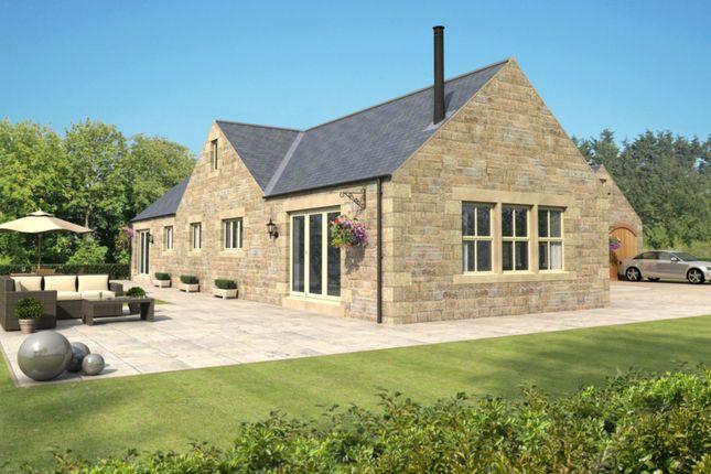 Thumbnail Farmhouse for sale in Cavil Head Farm, Near Warkworth, Northumberland