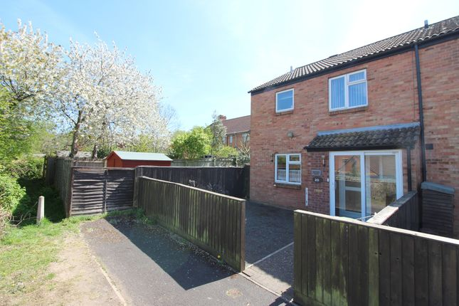 3 bed end terrace house for sale in St. Brides Close, Glastonbury BA6
