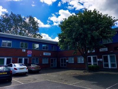Thumbnail Office for sale in Unit 37, Kingfisher Court, Hambridge Road, Newbury
