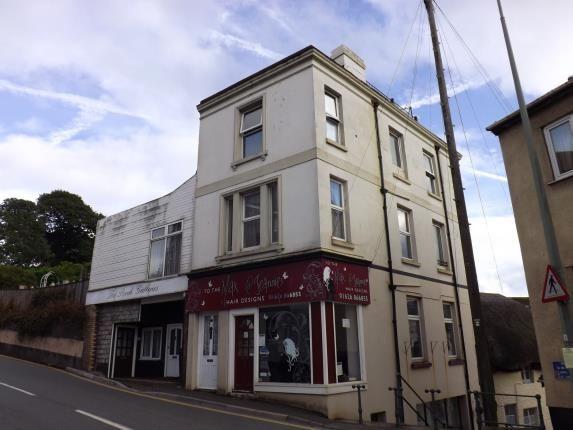 Thumbnail Flat for sale in Dawlish, Devon, .