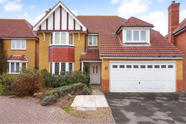 Thumbnail Detached house for sale in Firefly Close, Lee-On-The-Solent