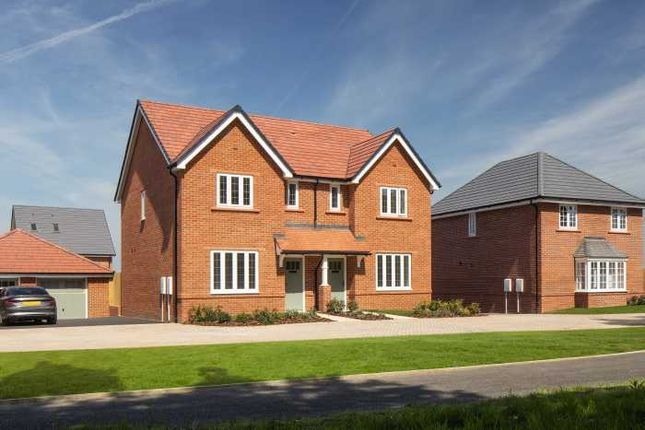 "Thumbnail Semi-detached house for sale in ""The Kipling"" At Wood Lane, Binfield, Bracknell RG42, Near Bracknell,"