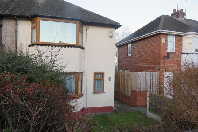 Thumbnail Property to rent in Alport Road, Sheffield