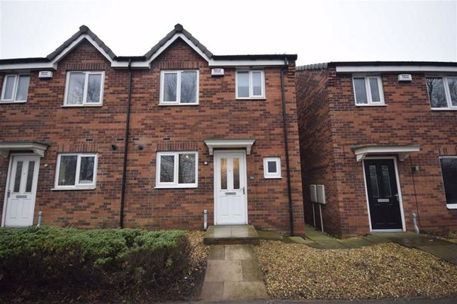 Thumbnail Mews house to rent in Furnace Hill Road, Clay Cross, Chesterfield