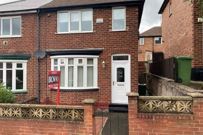 Thumbnail Semi-detached house to rent in Trent Street, Stockton On Tees