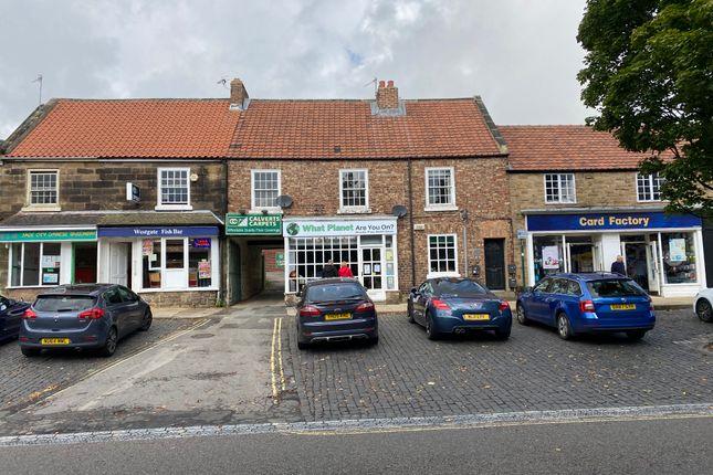 Thumbnail Retail premises for sale in 48 Westgate, Guisborough