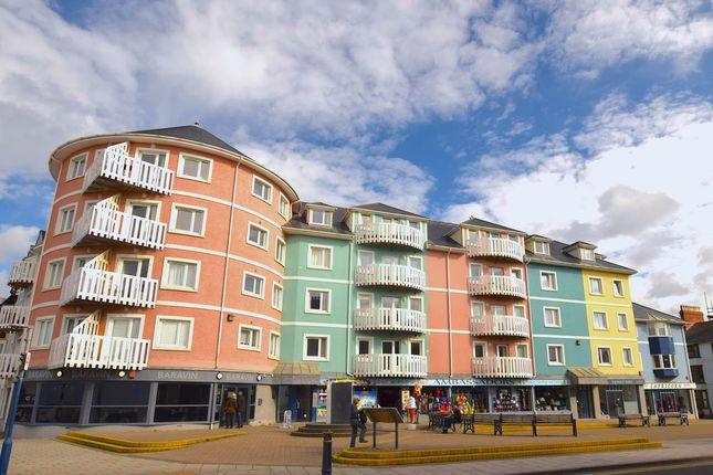 Thumbnail Flat for sale in Llys Y Brenin, Aberystwyth