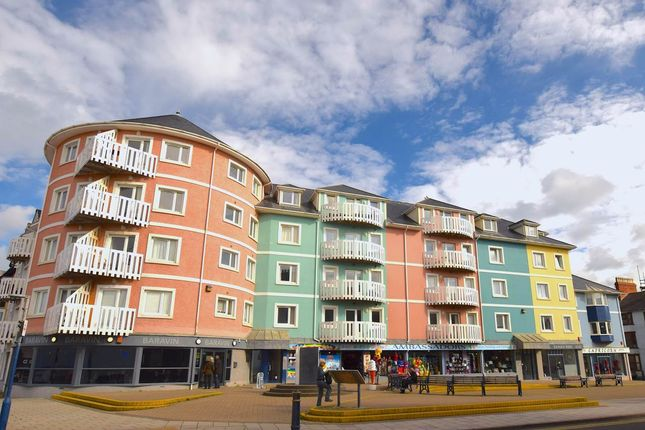 Thumbnail Flat for sale in Llys Y Brenin, Terrace Road, Aberystwyth