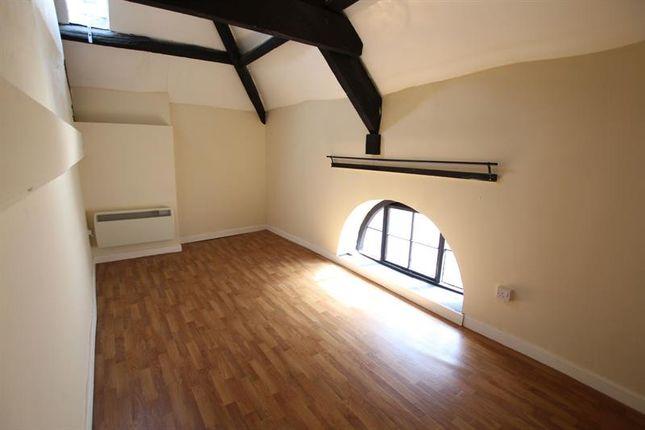 Bedroom of St. Marys Street, Brecon LD3