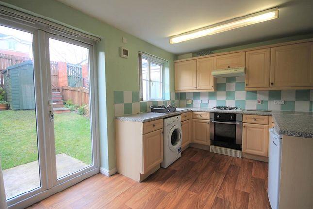 Thumbnail Terraced house to rent in St Josephs Court, Tedder Road, Acomb
