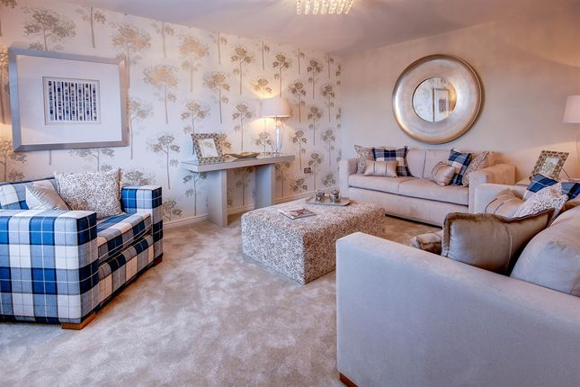 """5 bed detached house for sale in """"The Waterside"""" at Stable Gardens, Galashiels TD1"""