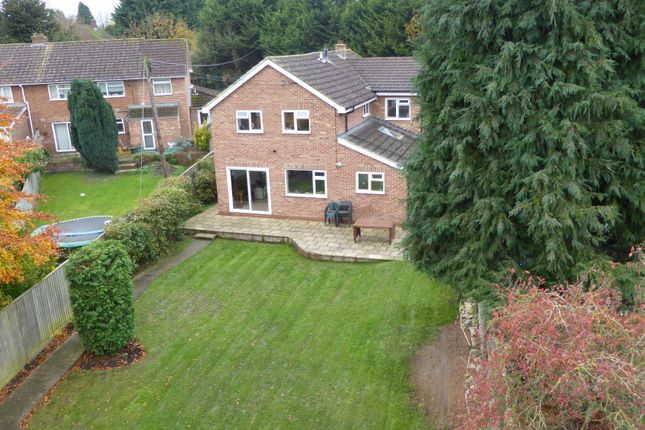 Thumbnail Detached house for sale in Lydalls Road, Didcot, Oxfordshire