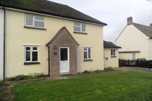 3 bed semi-detached house to rent in Grove Park, Walsham Le Willows, Bury St Edmunds, Suffolk