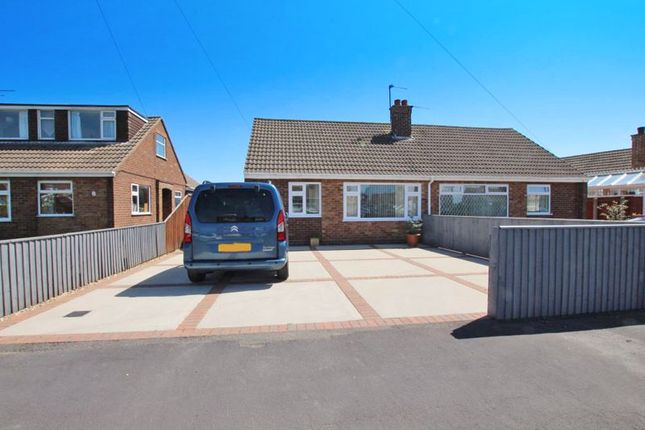 Thumbnail Semi-detached bungalow for sale in Valda Vale, Immingham