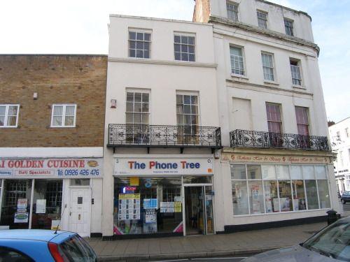 Flat to rent in Flat 2, 30A Bath Street, Leamington Spa