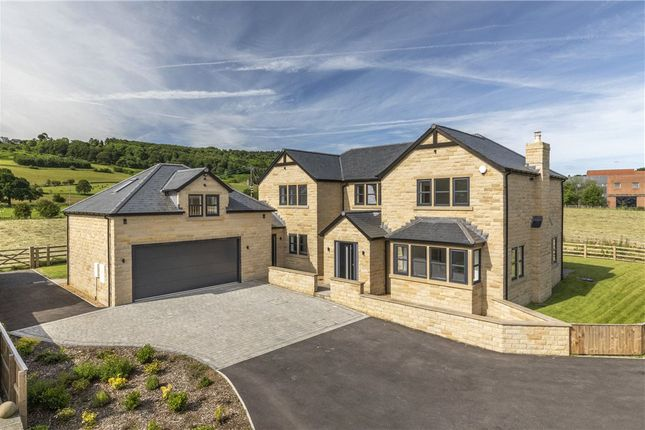 Thumbnail Detached house for sale in Pool In Wharfedale, Otley, West Yorkshire
