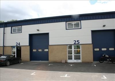 Thumbnail Light industrial to let in Unit 25 Glenmore Business Park, Ely Road, Waterbeach, Cambridge