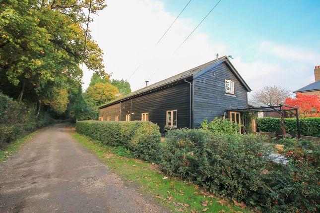 Thumbnail Barn conversion for sale in Cinder Hill Lane, Horsted Keynes, Haywards Heath