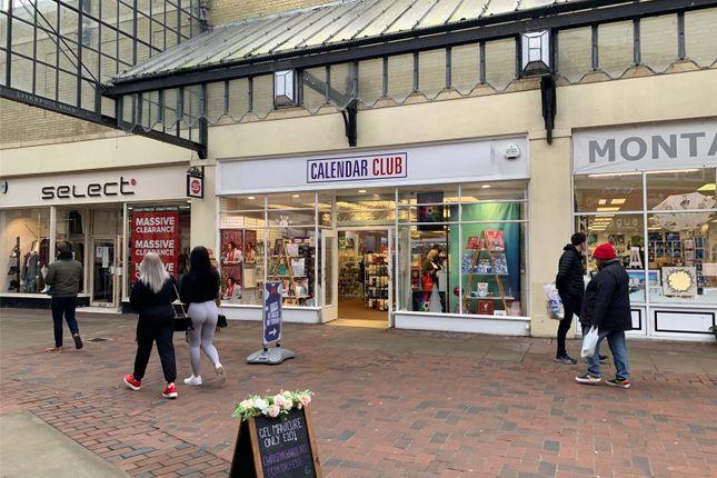 Thumbnail Retail premises to let in Unit 8 Montague Centre, Montague Street, Worthing, West Sussex
