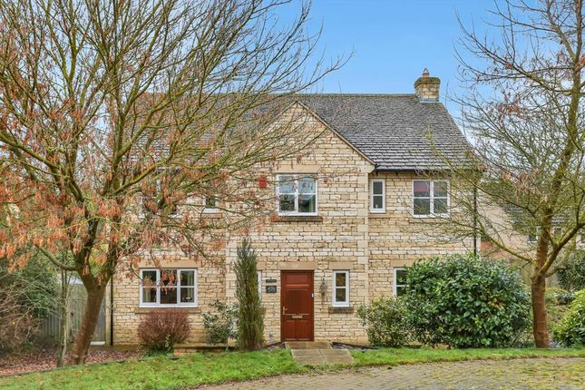 Thumbnail Detached house for sale in Kingsmead, Station Road, Kings Cliffe, Peterborough