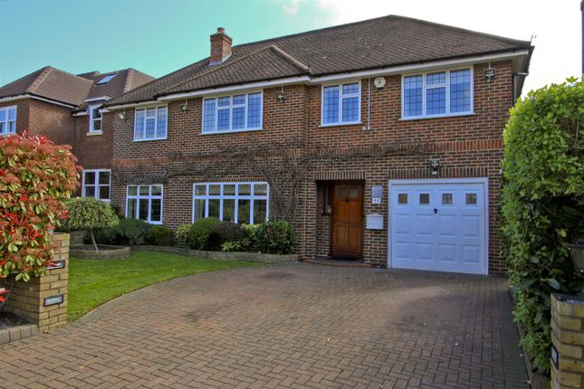 Thumbnail Detached house for sale in Highfield Drive, Ickenham, Uxbridge