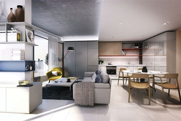 Thumbnail Flat to rent in Hoola, Royal Docks, London