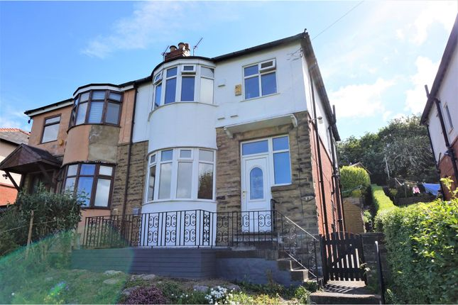 Thumbnail Semi-detached house for sale in Henconner Lane, Leeds