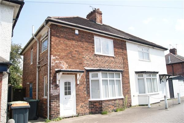 Thumbnail Semi-detached house to rent in Humber Road, Beeston, Nottingham