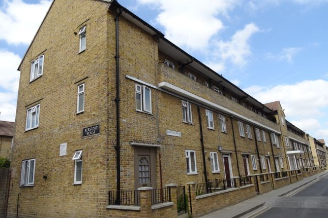 Thumbnail End terrace house to rent in Rainhill Way, Tower Hamlets