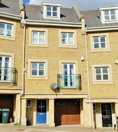 Thumbnail Terraced house for sale in Kingfisher Drive, Greenhithe, Greenhithe