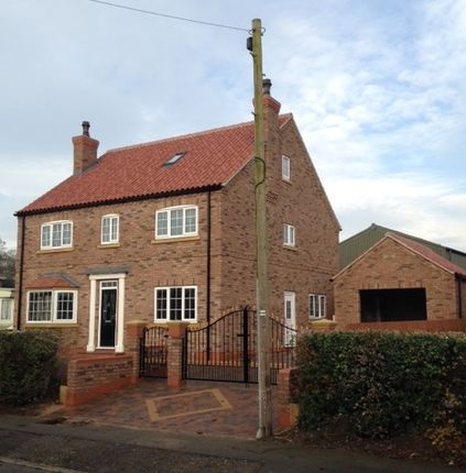 Thumbnail Detached house for sale in Back Lane, Goole