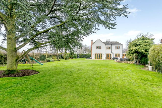 Thumbnail Detached house for sale in Braybrooke Road, Dingley, Market Harborough, Leicestershire