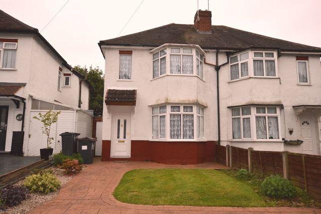 Semi-detached house for sale in Hawkesyard Road, Erdington, Birmingham